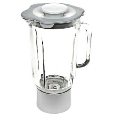 Kenwood Chef and Chef XL Glass Liquidiser / Blender: White - Complete