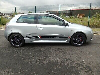 FIAT STILO 2.4 Abarth CAT N VERY LIGHT DAMAGE EASY REPAIR