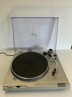 Technics SL-D2 Direct Drive Automatic Turntable W/ Pickering Needle Tested...