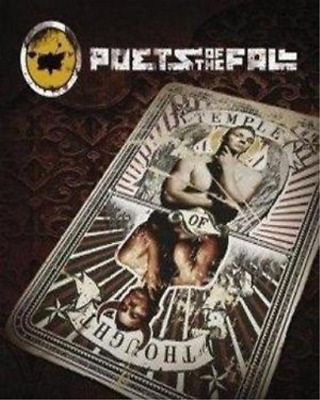 Poets Of The Fall -Temple Of Thought (UK IMPORT) CD NEW
