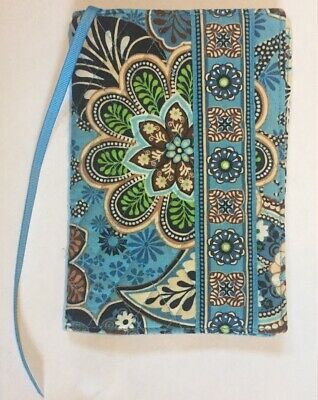 Vera Bradley Floral Light Blue Paperback Book Cover