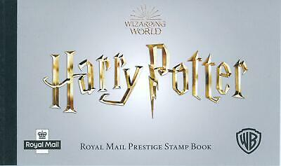 GB 2018 Harry Potter RM Prestige Booklet DY27 Face Value £14.42
