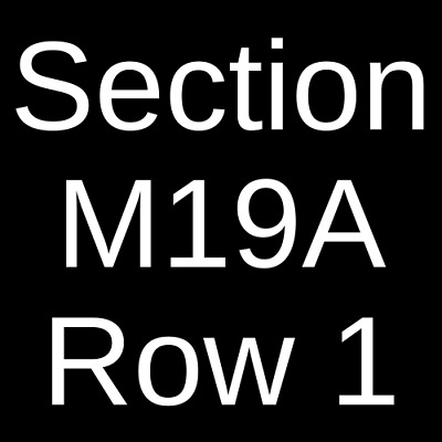 3 Tickets Chris Brown, Tory Lanez, Ty Dolla Sign & Joyner Lucas 9/30/19
