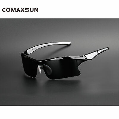 Professional Polarized Cycling Glasses Sports Outdoor Sunglasses Goggles 128BW