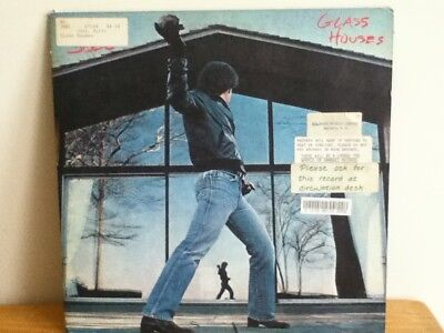 Billy  Joel       Lp     Glass  Houses     ( Ex Library   Copy)
