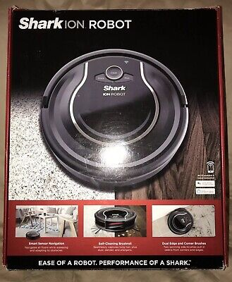 SHARK ION ROBOT 750 Vacuum with WiFi Connectivity + Voice
