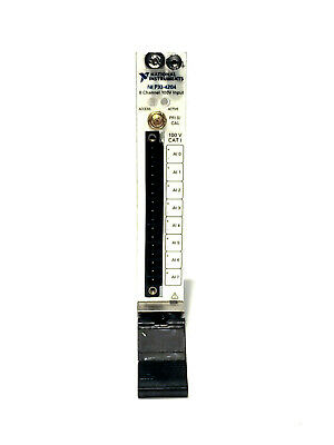 National Instruments NI PXI-4204 High-Voltage Analog Input Module