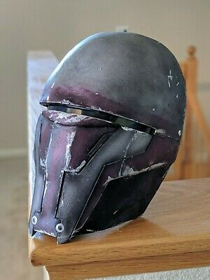 Star Wars Darth Revan Cosplay KOTOR Knights of The Old Republic Costume Helmet