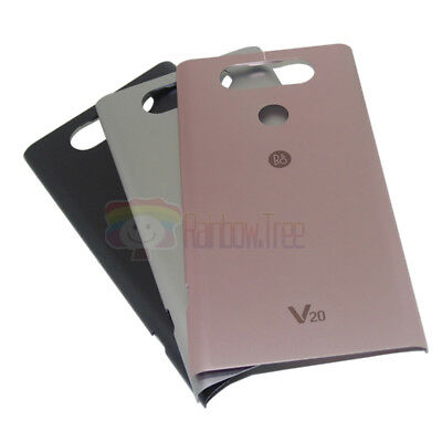 LG V20 OEM Battery Housing Back Door Cover Replacement Aluminium Alloy