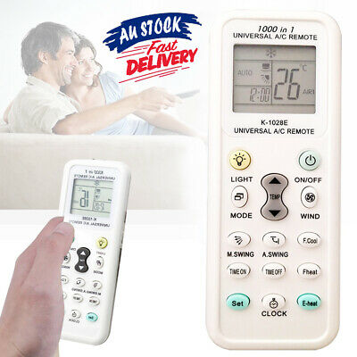 New For Air Conditioner Screen R Remote Controller Control LCD Universal A/C