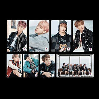 Bts - You Never Walk Alone Cu T-Money Korea Transportation Card J-Hope Rm Jin