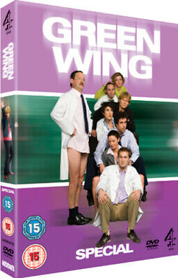 Green Wing - Special - 2006 Tamsin Greig , Mark Heap New Sealed UK Region 2 DVD