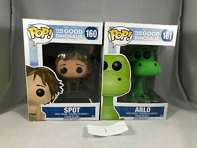 Funko POP The Good Dinosaur Spot Vinyl Figure #160