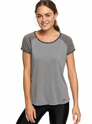 Roxy™ Young And Beautiful - Camiseta Deportiva para Mujer ERJKT03581