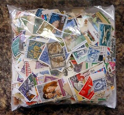 WORLDWIDE Super Deluxe Off Paper Mixture Unsorted Approx 2,500 SEE BELOW NR148