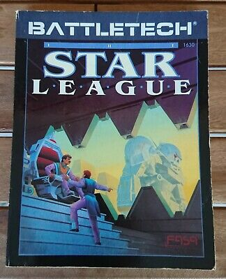 BATTLETECH 1630 - The Star League