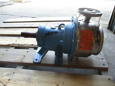 Goulds Stainless Pump (Cat: Sashk6) #78808H New