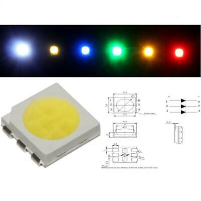 Blanch smt 20x smd power LED 5050 3-Chip warmweiss-chaud-blanc smds LED white