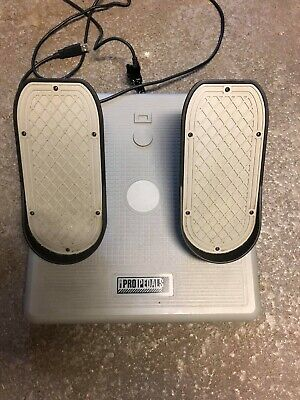 CH PRODUCTS PRO Rudder Pedals (300-111) Flight Pedal - $55 00 | PicClick