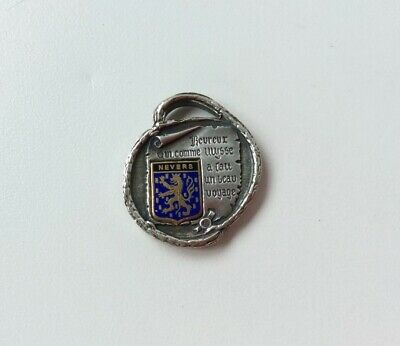 Old and Unusual Nevers France Medal/Pendant