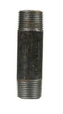 "Anvil Steel Pipe Nipple Black 1-1/2 "" X 4 """