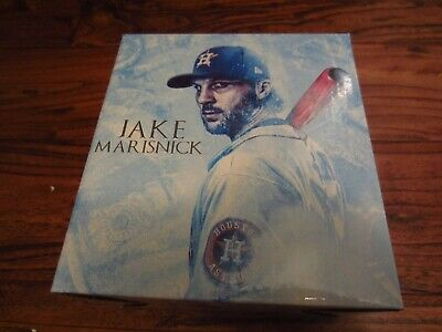 Jake Marisnick SGA Bobblehead Astros SGA 5/7/2019 GOT Game of Thrones NEW IN BOX