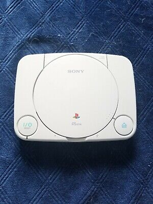 Sony Playstation PS One *CONSOLE ONLY* 100% Tested ! Works! -P0192481700-