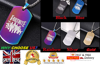 Necklace/Pendant Fortnite Battle Royal Great Gift Top Quality