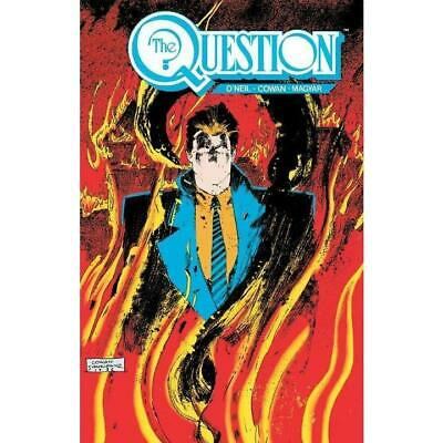 Question Vol 02 Poisoned Ground Tpb - Brand New