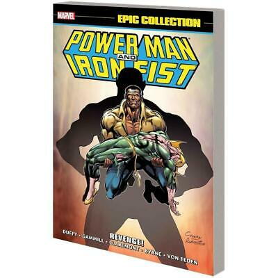 Power Man And Iron Fist Epic Collection Revenge Tpb - Brand New