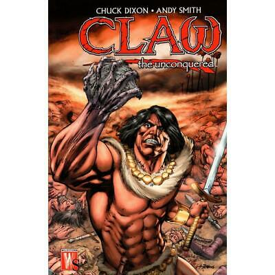 Claw The Unconquered Tpb - Brand New