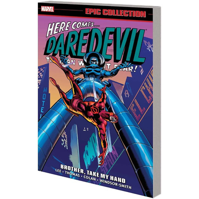 Daredevil Epic Collection Brother Take My Hand Tpb - Brand New