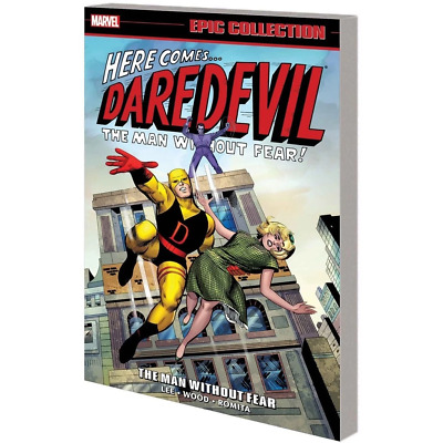 Daredevil Epic Collection Man Without Fear Tpb - Brand New