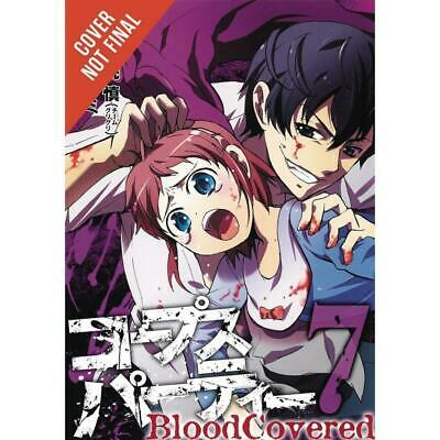 Corpse Party Blood Covered Gn Vol 04 - Brand New