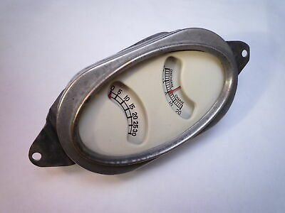 AC VINTAGE GAUGE pre war buick master six 6 vauxhall cadillac chevrolet chevy