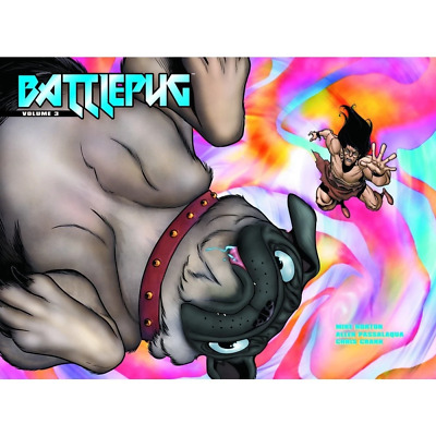 Mike Nortons Battlepug Hc Vol 03 Sit Stay Die - Brand New