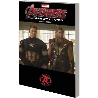 Marvels Avengers Age Of Ultron Prelude Tpb - Brand New