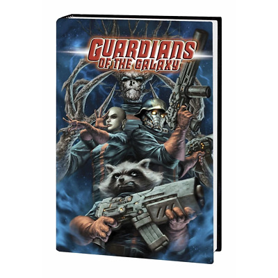 Guardians Of Galaxy By Abnett And Lanning Omnibus Hc - Brand New