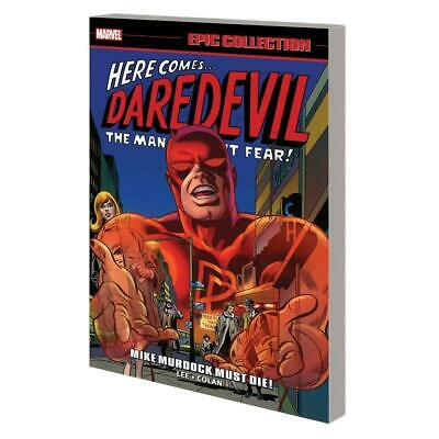 Daredevil Epic Collection Mike Murdock Must Die Tpb - Brand New