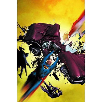 Worlds Finest Vol 04 First Contact (N52) Tpb - Brand New