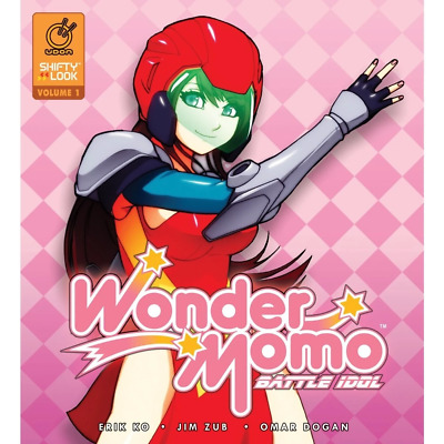 Wonder Momo Battle Idol Hc Vol 01 - Brand New