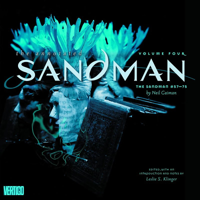 Annotated Sandman Hc Vol 04 - Brand New