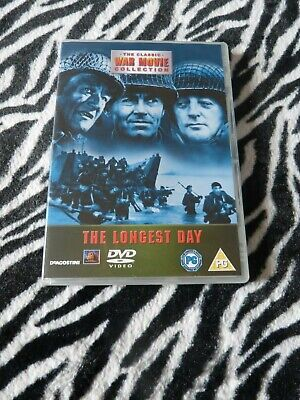 The Longest Day DVD (2004) All Star Cast