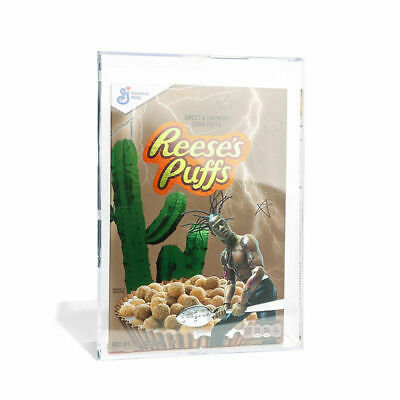 """In Hand - Reese's Puffs Astroworld """"Cactus Jack"""" Travis Scott Cereal"""