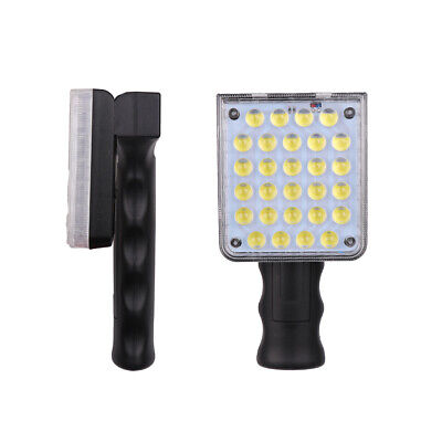LED COB Inspection Lamp Work Light Flexible Rechargeable Hand Torch Magnetic New