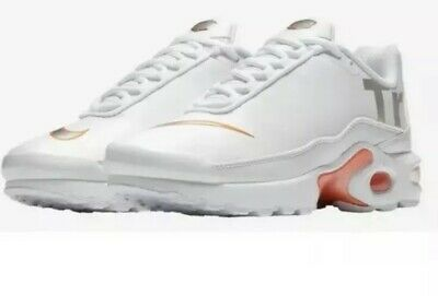 more photos 8b5da 19dae MEN'S NIKE AIR Max Plus TN Mercurial AQ1088-100 WHITE ...