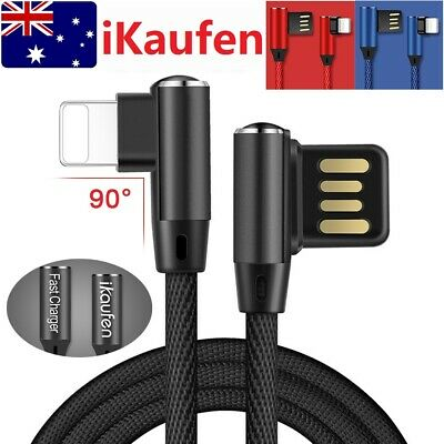 Genuine iKaufen Lightning USB Data Charger Cable for iPhone XS X 8 7 6s 6 5 iPad