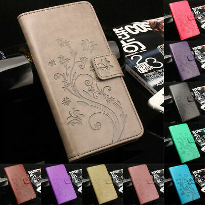 For Samsung Galaxy A20E Luxury Leather Magnetic Flip Wallet Stand Case Cover New