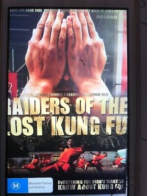 Raiders Of The Lost Kung Fu