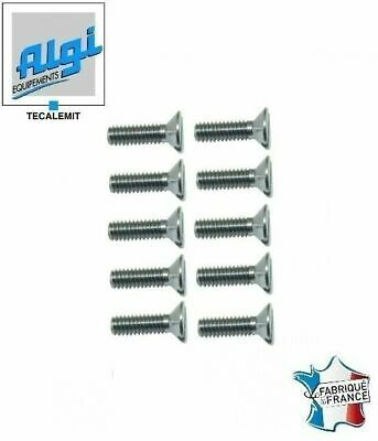 lot 10 Butées de Gaine Moto AGLI 00432000 Diam Ext 9 14 mm Int 5.8 Lg